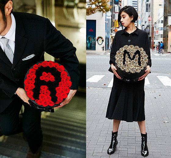 Come up Roses ‐ Initial